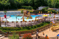Campingplatz Camping Le Chene Gris