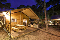 Unterkunft Safari Lodge Rhino (Foto: Vacanceselect)